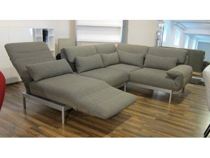 Rolf Benz Funktionssofa Plura Used Design Outlet