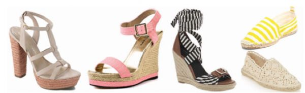 adore all of these espadrilles for summer