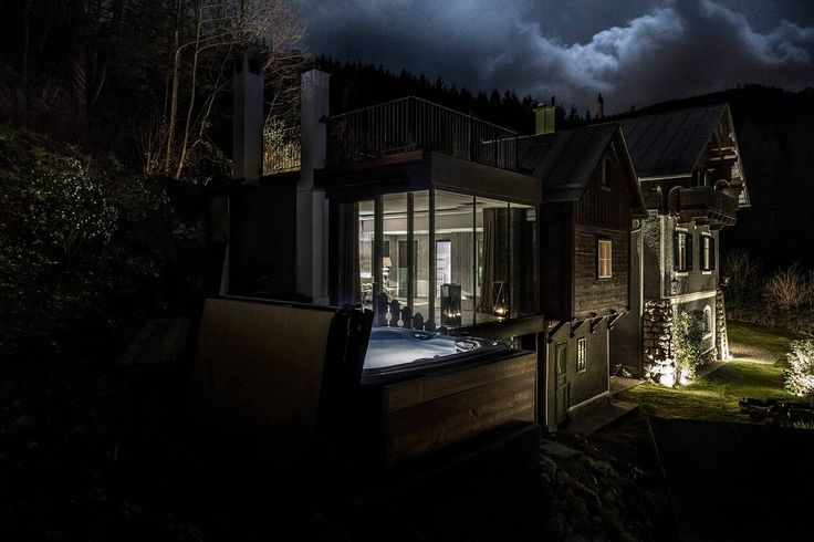 Villa Antoinette - private chalet - Semmering
