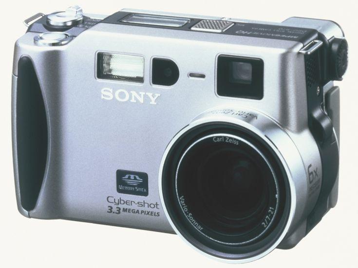 Sony DSC-S70