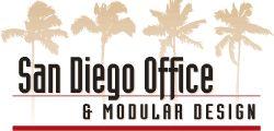 San Diego Office Furniture & Modular Design Logo
