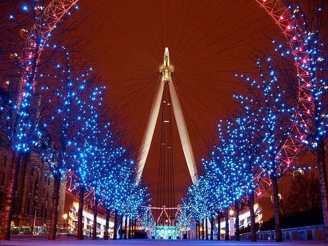 I Mercatini di Natale di Londra 2014