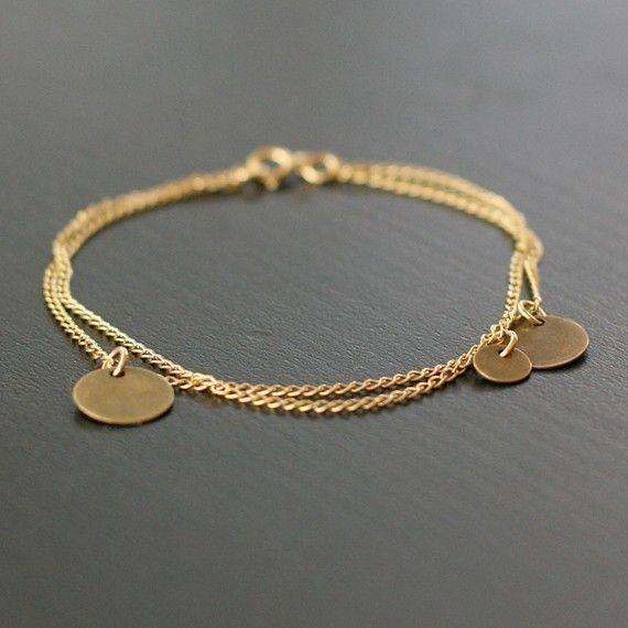 gold bracelet :)