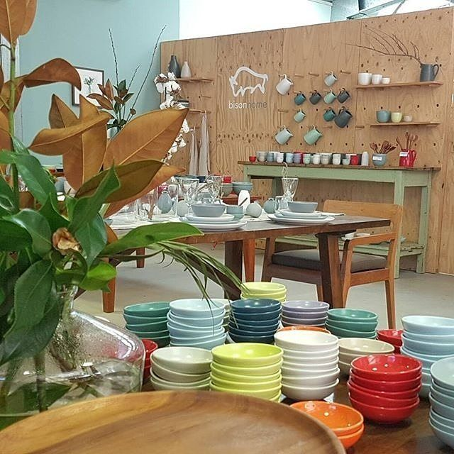 """Where would you recommend visitors with a love of shopping go while in Canberra? Instagrammer @nadia_mccallum recently enjoyed a lovely day out at Pialligo """"swooning over all the beautiful homewares at @BisonHome"""". #visitcanberra #localscan"""