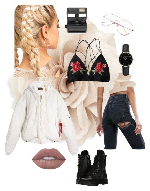 """""""Set #35"""" by jeongmina on Polyvore featuring Cara, Capezio, Impossible, Vetements, ASOS and ROSEFIELD"""