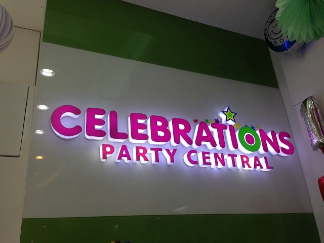 One of my Favorite Shops in Manila: Celebrations Party Central - Bake Happy