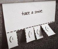 Happy monday: Take a smile
