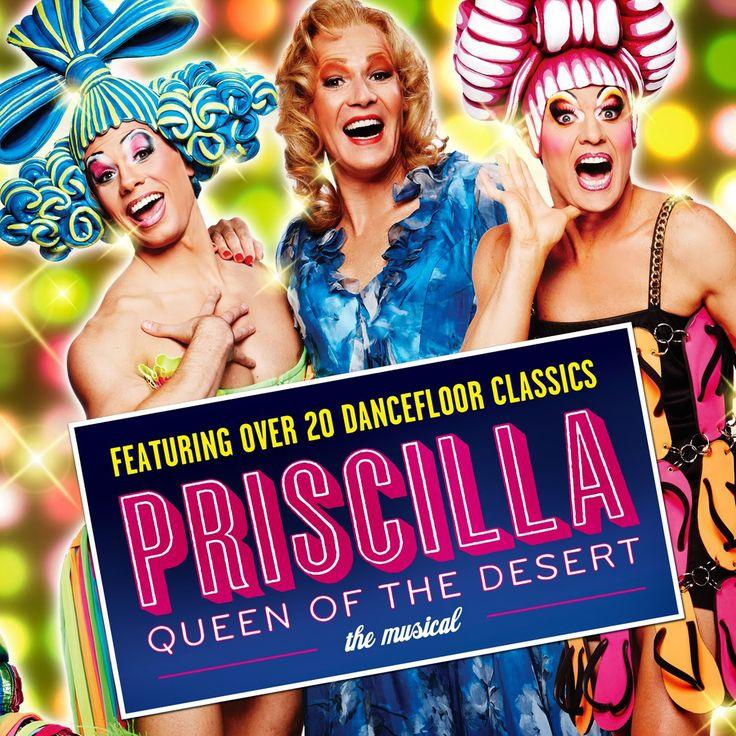 Priscilla Queen of the Desert Edinburgh Breaks in 2015/16