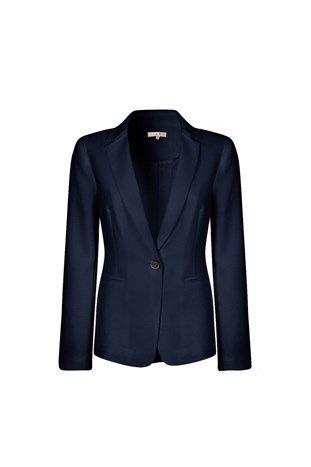 EsQualo donker blauwe blazer