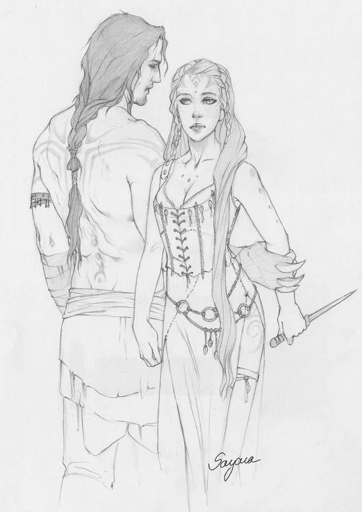 Lorcan [Cadaroc and Elyssia by Sayara-S on DeviantArt]