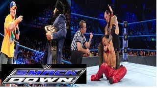 WWE SmackDown 25th July 2017 -