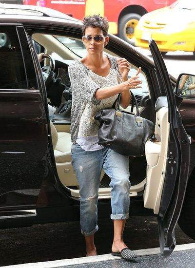 Halle Berry looking so maj with her Morrison tote…speechless! xoRZImage via CelebStyle