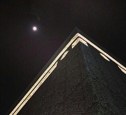 makkah night