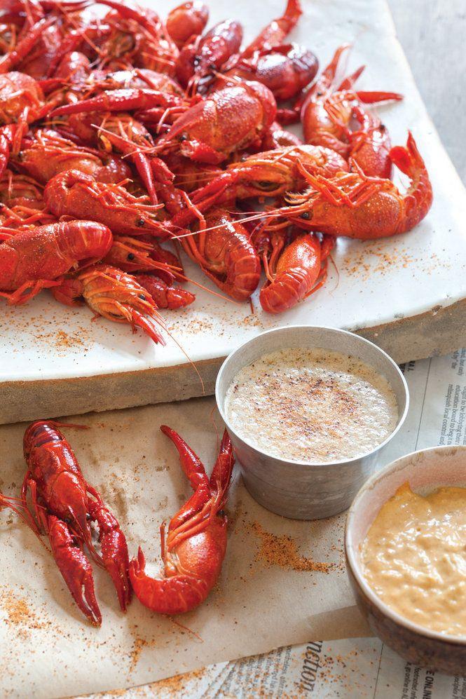 how to make spicy cajun crawfish