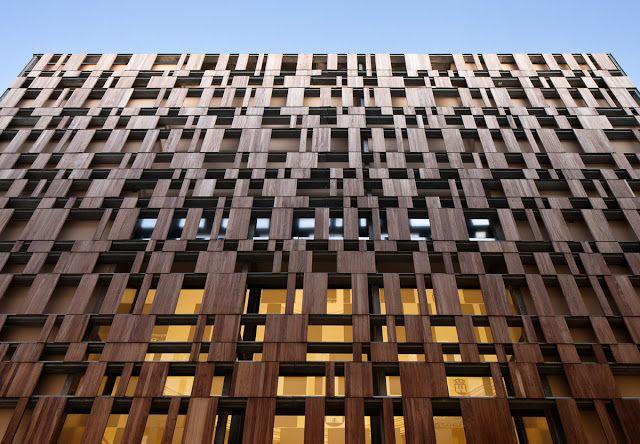 Ayuntamiento de Baeza. Viar Arquitectos|Espacios en madera