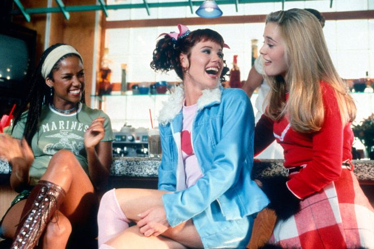 Cher, Dionne & Amber #Clueless