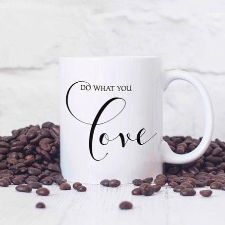 Do what you love❤️ #sloktepo #motivacni #hrnky #miluji #kafe #love #coffee #mugs #cups #porcelain #yoga #inspiration #lovemylife #lovewhatyoudo #czechgirl #czechboy #czech #prague