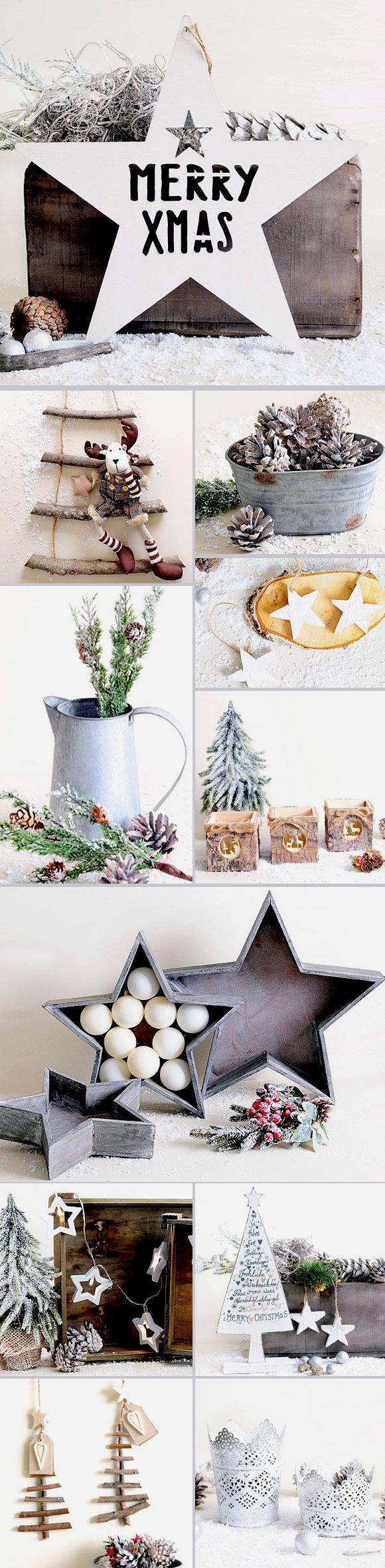 Decoracion nordica para navidad ideas e inspiraci n muy - Ideas para decorar en navidad ...