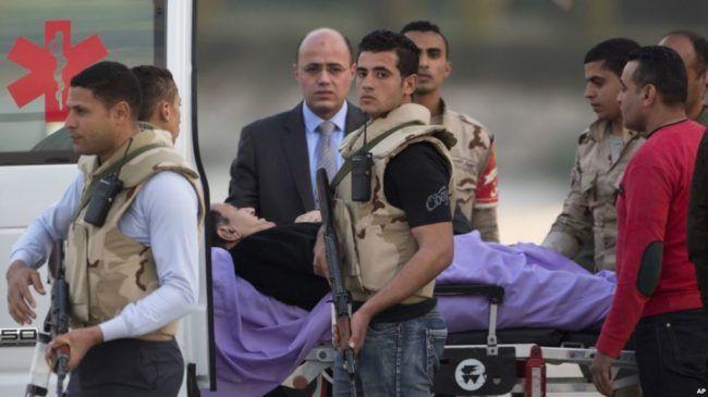 Hosni Mubarak dibebaskan dari tuduhan pembunuhan