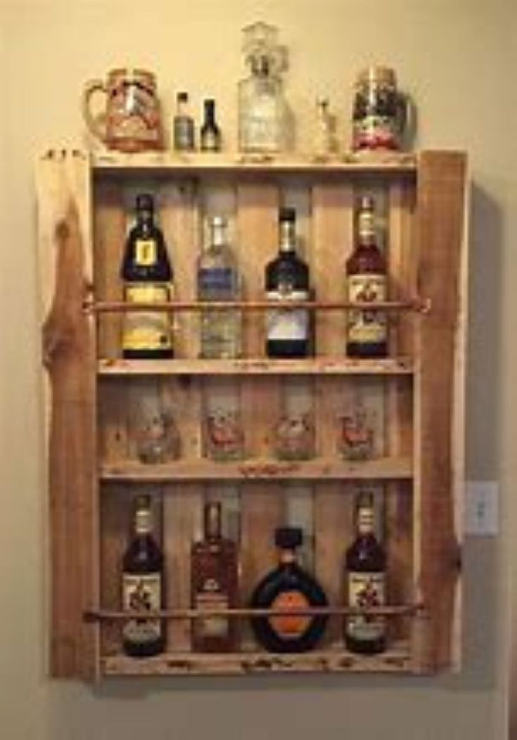35 Incredible Reclaimed Wood Wall Shelves Ideas For Your
