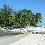 Isola Cayito de agua, Honduras