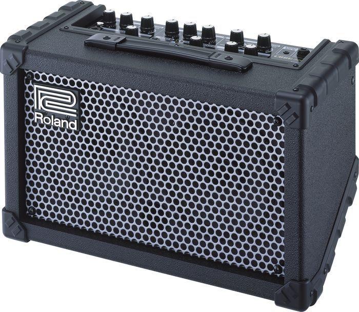 RolandCUBE Street Battery Powered Stereo Guitar Combo AmpBlack