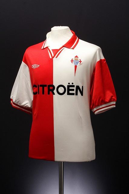 Celta Vigo Football Shirt