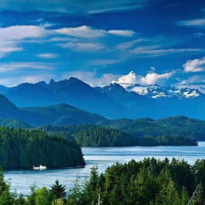 Vancouver Island's rugged beauty is a magnet for adventurists.