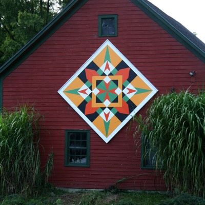 Schoharie County Barn Quilt Trail - Students Choice