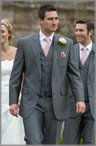 3 piece lounge suit hire - Leicestershire