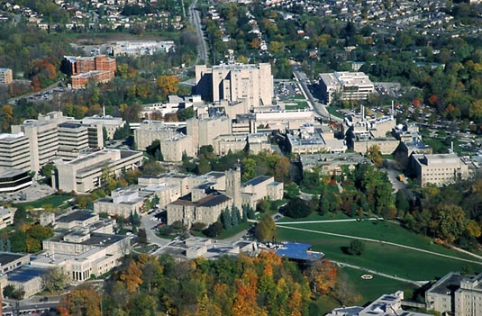 London, Ontario (University of Western Ontario)