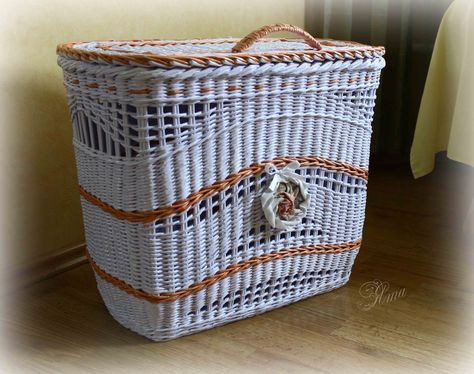 Плетение коробов, корзин, шкатулок...   ВКонтакте
