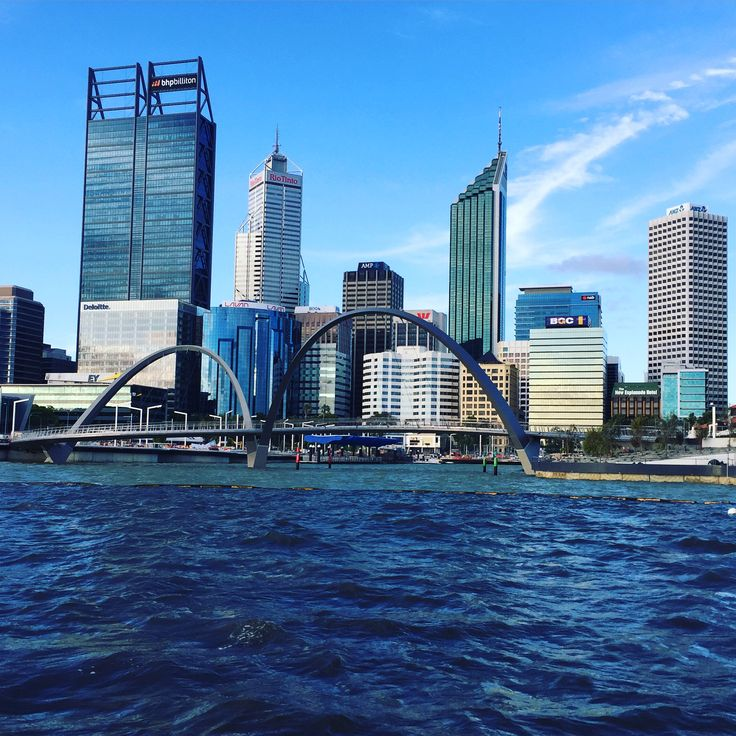 Elizabeth Quay, Perth City, Western Australia