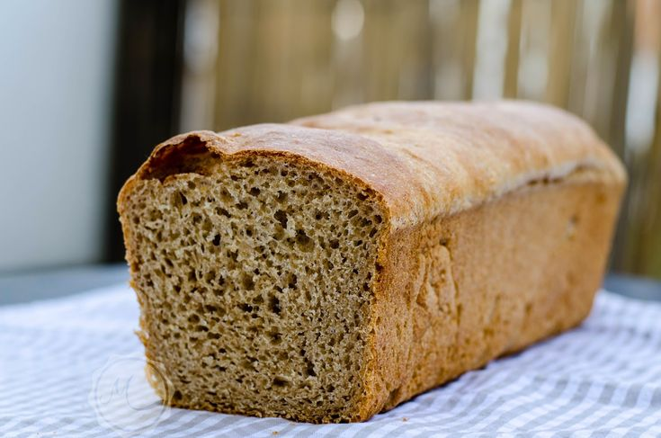 Celozrnný toastový chléb s medem ~ Mangiare squisito ~ Foodblog