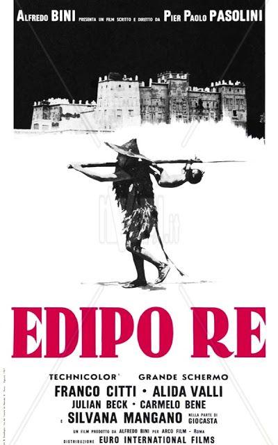 Cinema e teatro: EDIPO RE - Pier Paolo Pasolini