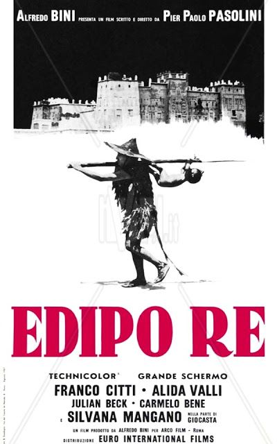 Cinema e teatro: EDIPO RE - Pier Paolo Pasolini