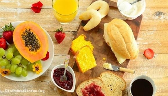 Brazilian Breakfast Tapioca Crepes