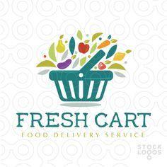 fruit basket logo - Google Search