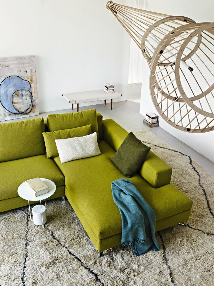 large sofa by molteni c design ferruccio laviani. Black Bedroom Furniture Sets. Home Design Ideas