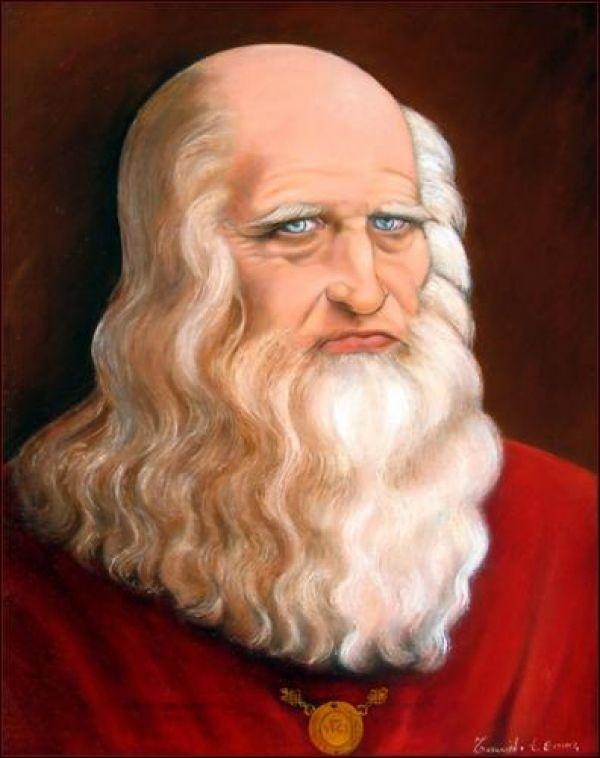 Leonard de Vinci, peintre et inventeur (Italie) Écrit par Samantha, 10 ans