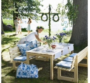 Celebrate Midsummer Swedish Style