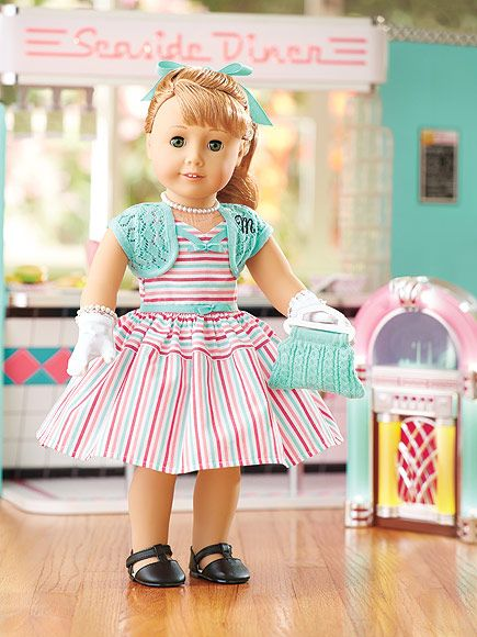Meet the Newest American Girl, Maryellen Larkin (She's From the 1950s!) http://www.people.com/article/new-american-girl-doll-1950s-maryellen-larkin