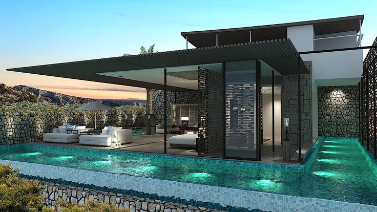 private #villa w/pool | Baptise Bohu