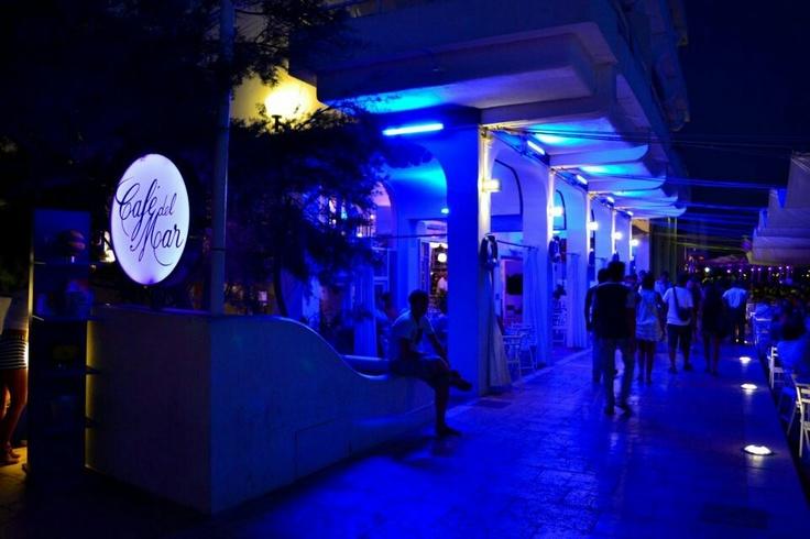 Cafe del Mar #ibiza #spain