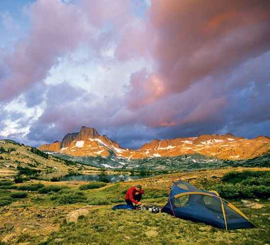 American Hikes. The 8 places to take a walk on the wild