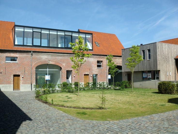 VERNIEUWBOUWPROJECT Hedendaags wonen op de site van authentieke vierkantshoeve in het hartje van de Vlaamse Ardennen - 't Hof van Smetsies