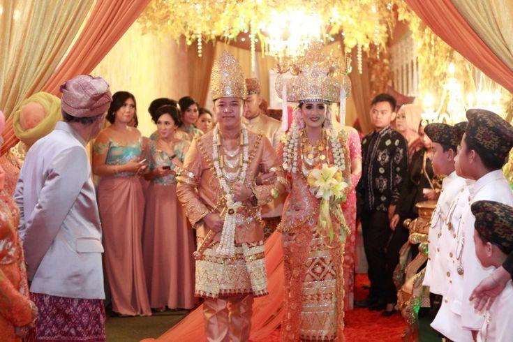 Perpaduan Adat Jawa dan Lampung: Tantia dan Elno - SURGA_6488