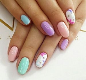 Top 30 Cute Gel Nails Designs | Gel Nail Ideas You Must Try! - Part 2