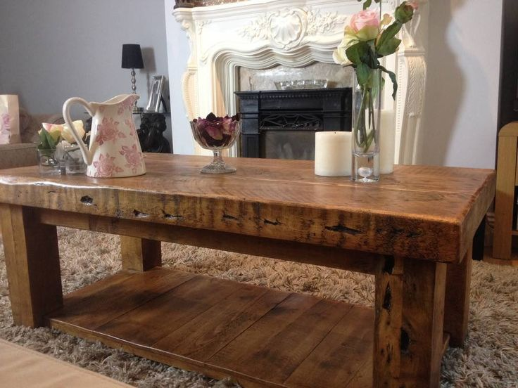 English Beam Reclaimed Wood Coffee Table. 29 best Handmade in the UK images on Pinterest   In the uk