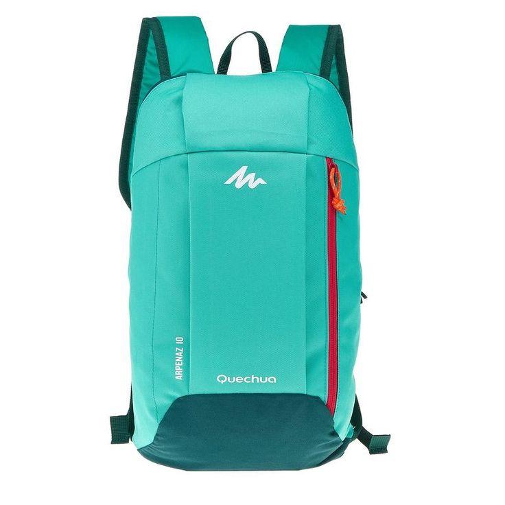 Снаряжение для походов Рюкзаки, сумки, чехлы - РЮКЗАК ARPENAZ 10 Л QUECHUA - Рюкзаки, сумки, чехлы